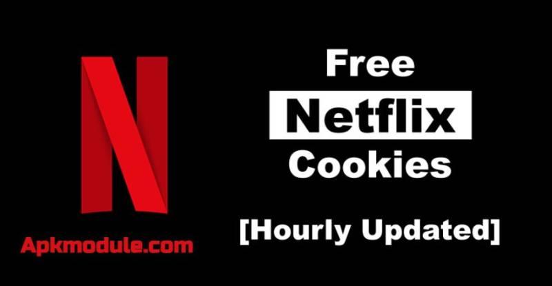 Netflix Cookies Free Download
