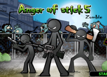 Anger of Stick 5 Zombie Mod Apk