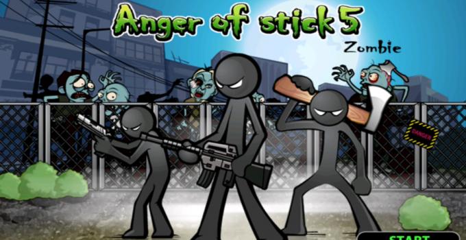 Anger Of Stick 5 Mod Apk