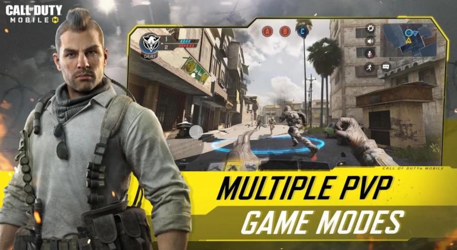 Call Of Duty Mod Apk