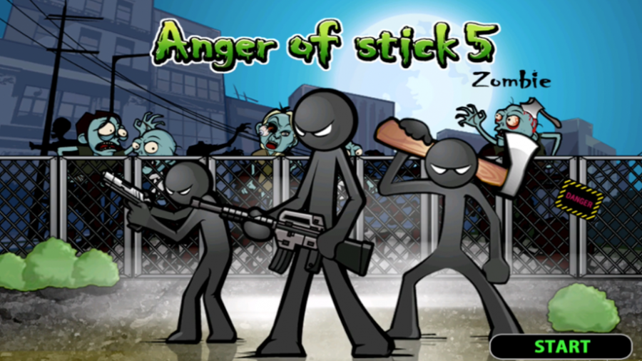 Download Anger of Stick 5 : Zombie Mod Apk 1.1.8 (Unlimited Money)