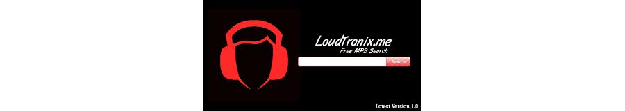 Download LoudTronix Mp3 Music Apk Latest Version 1.0