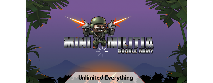 Download Doodle Army Mini Militia Mod APK Version 5.2.1