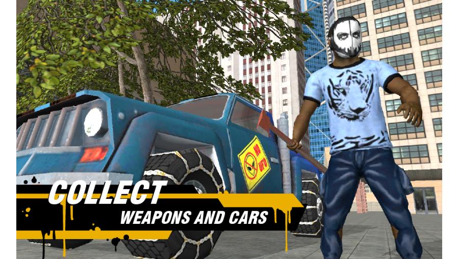 Download Real Gangster Crime Mod apk Version 5.11.190 (MOD, Unlimited Money)